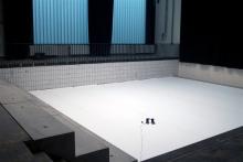 """""""Transformance"""", still from the video, 2010 Berlin © Nina Kurtela"""