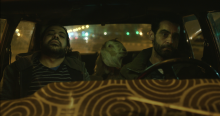 "MahaMaamoun.Filmstillfrom""DearAnimal"".Color.Sound.25:30mins,2016"