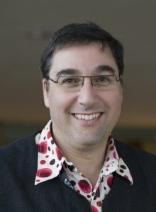 Portrait of Stephen Kovats