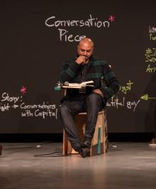 "Picture of Ed D'Souza at ""Superschool: Conversation Starter"""