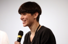 "Jara Rocha at ""Machine Research – Interfaces"", transmediale 2017"
