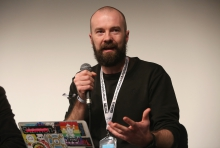 """Finn Brunton at """"Middle Session: The Middle to Come"""", transmediale 2017"""