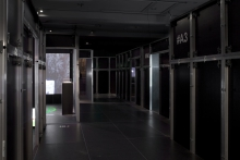 Territories of Complicity, installation view, transmediale 2018 face value