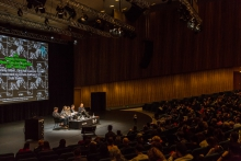 Panel Creating Commons: Affects, Collectives, Aesthetics at transmediale 2019