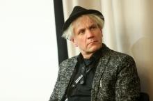 Bjørn Melhus during the Q&A of Alter Media