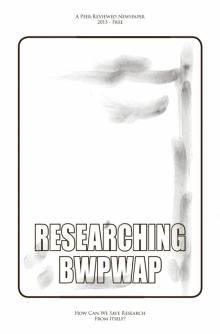 Cover Researching BWPWAP