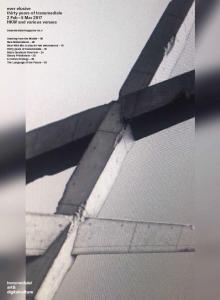 Cover ever elusive, transmediale/magazine #4
