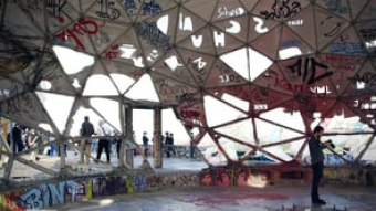 The Magical Secrecy Tour: At Teufelsberg