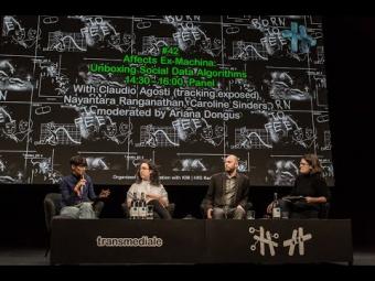 transmediale 2019  Affects Ex-Machina: Unboxing Social Data Algorithms