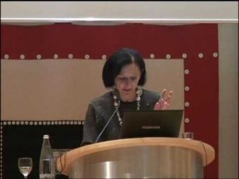 Marshall McLuhan Lecture 2016 – Sara Diamond: Anxious to see change…