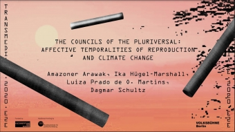 The Councils of the Pluriversal: Affective Temporalities of Reproduction and Climate Change