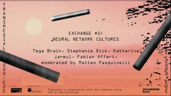 Exchange #5: Neural Network Cultures