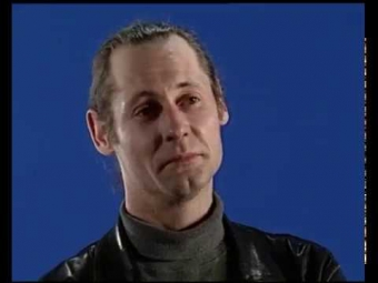 VideoFest '95   Blue Screen Interview with Simon Biggs (English)