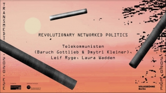 Revolutionary Networked Politics