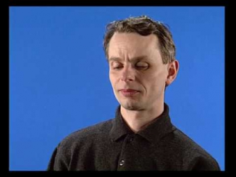 VideoFest '95   Blue Screen Interview with Dieter Daniels (German)