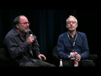 transmediale 2016 | Parallelograms - Talk between Brian Holmes and Steve Rowell