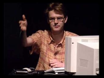 VideoFest '95   Multimedia 6: Internet - Excerpt (German)
