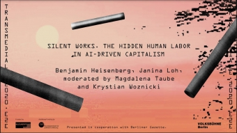 SILENT WORKS. The Hidden Human Labor in AI-Driven Capitalism