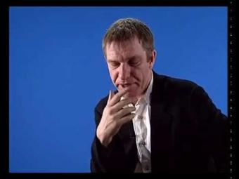 VideoFest '95   Blue Screen Interview with Gerald van de Kamp (English)