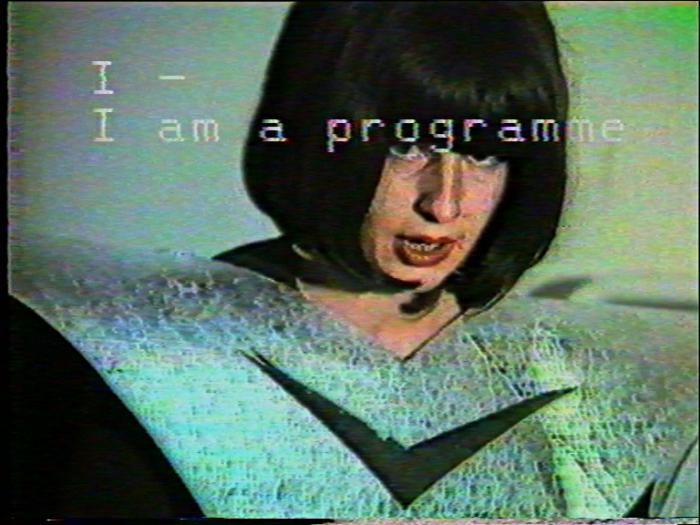 Rotraut Pape, Rotron, BRD 1982, Still, Courtesy of the artist