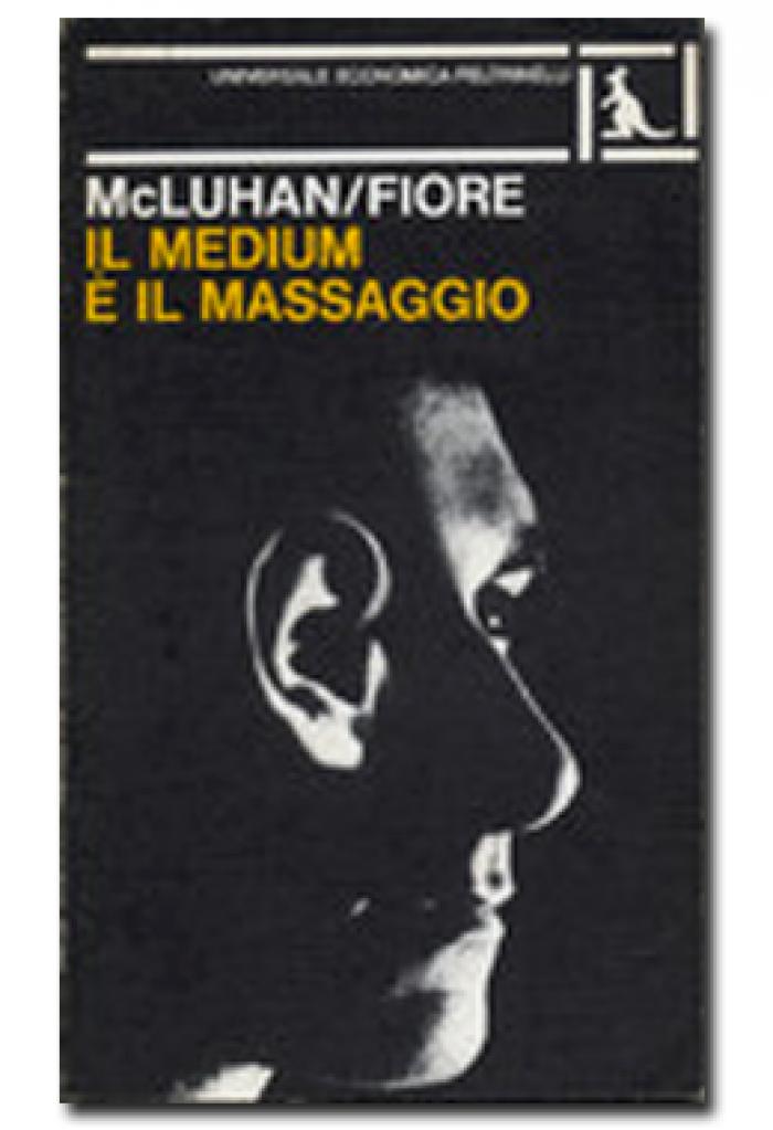 Marshall McLuhan Book Cover