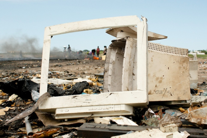 Fotos of e-waste found on Flickr (2009) by Vibek Raj Maurya © Vibek Raj Maurya /