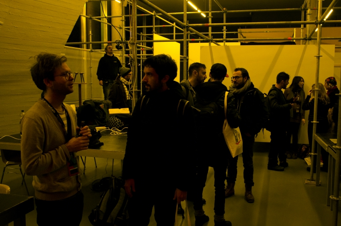 "Impression of ""Art Hack Day Berlin : Afterglow"""