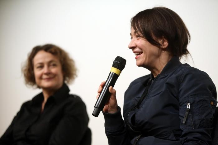 "Constanze Ruhm at ""PANORAMIS PARAMOUNT PARANORMAL"", transmediale 2017 ever elusive."