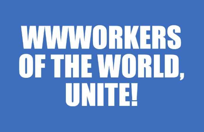 Wages For Facebook, WWWorkers of the World, Unite!, 2014