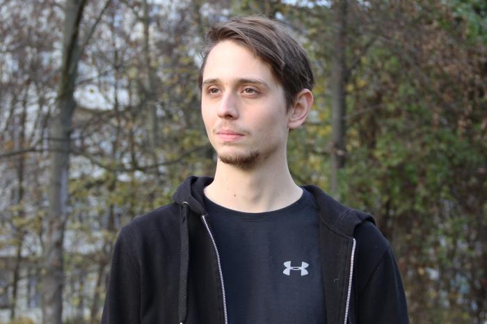 Portrait of Paul Seidler.
