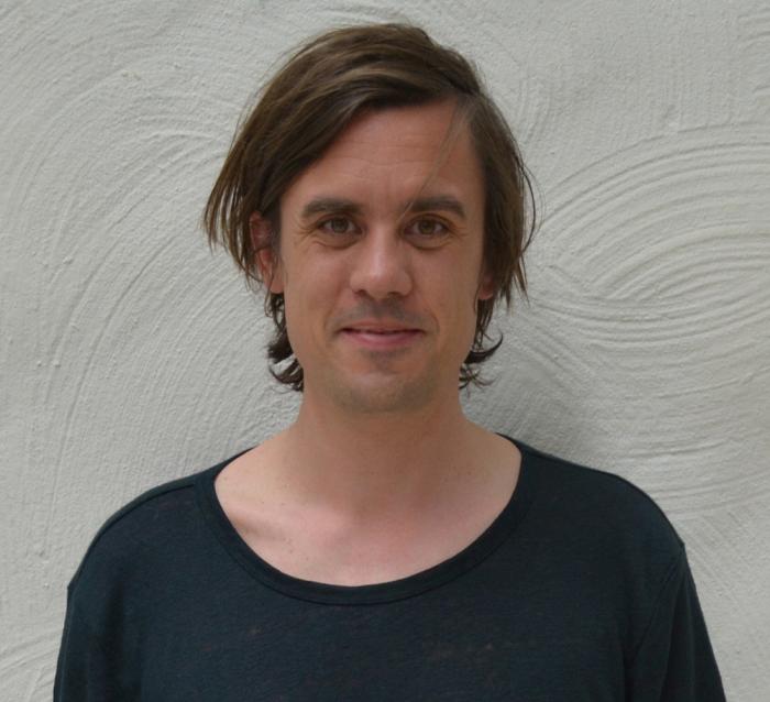 Portrait of Olle Essvik
