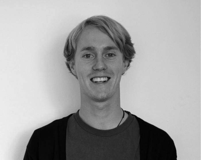 Portrait of Søren Rasmussen