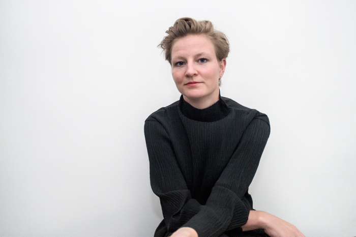 Portrait of Leanne Wijnsma