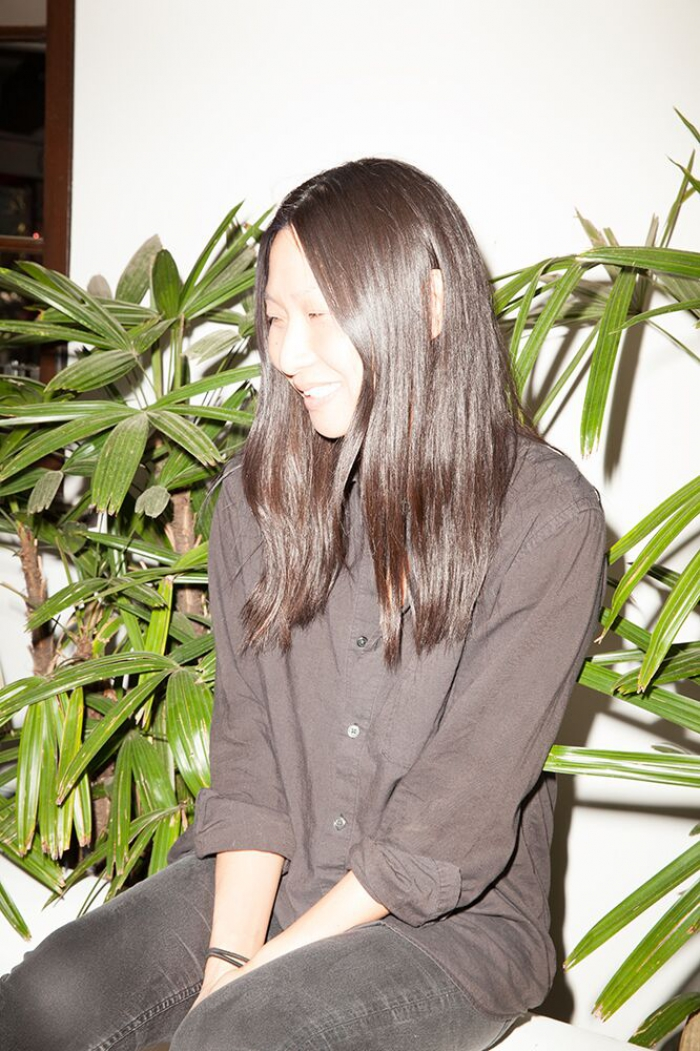 Portrait of Lisa Tan.