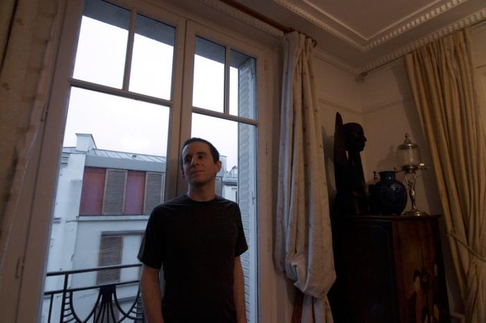 Portrait of Josh Berson