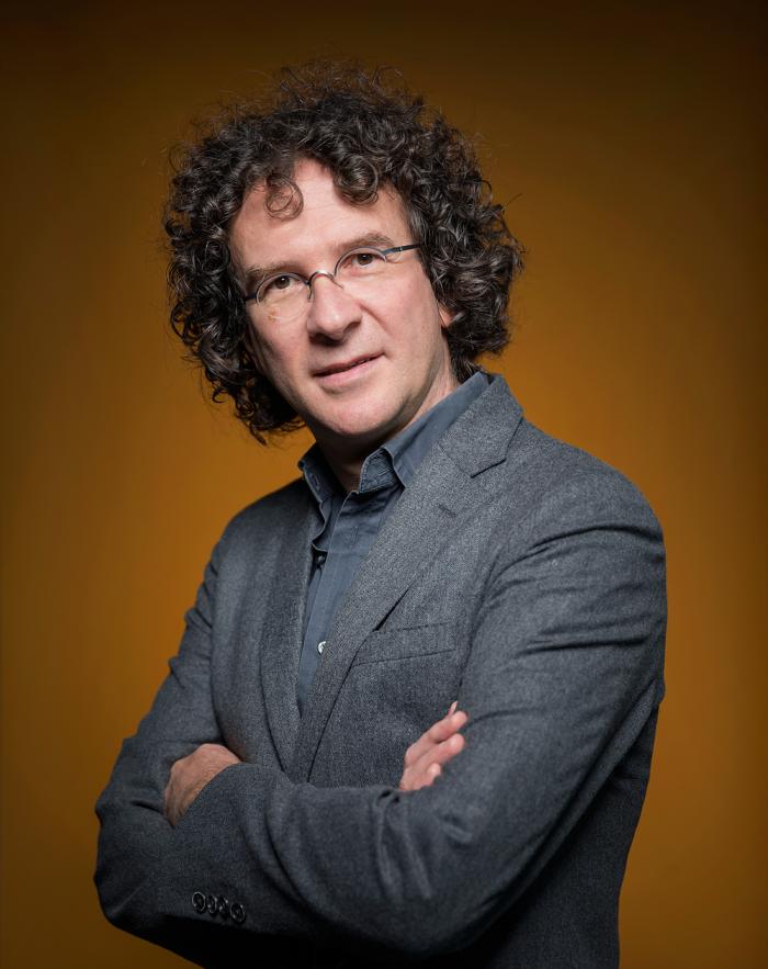 Portrait of Peter-Paul Verbeek