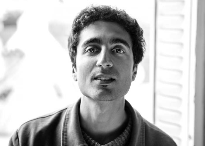 Portrait of Emilien Awada