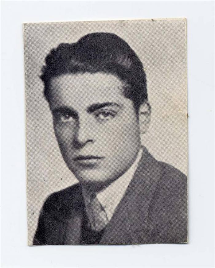 Portrait of Martino Morandi