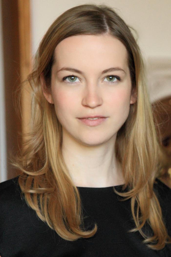 Portrait of Sophia Gräfe