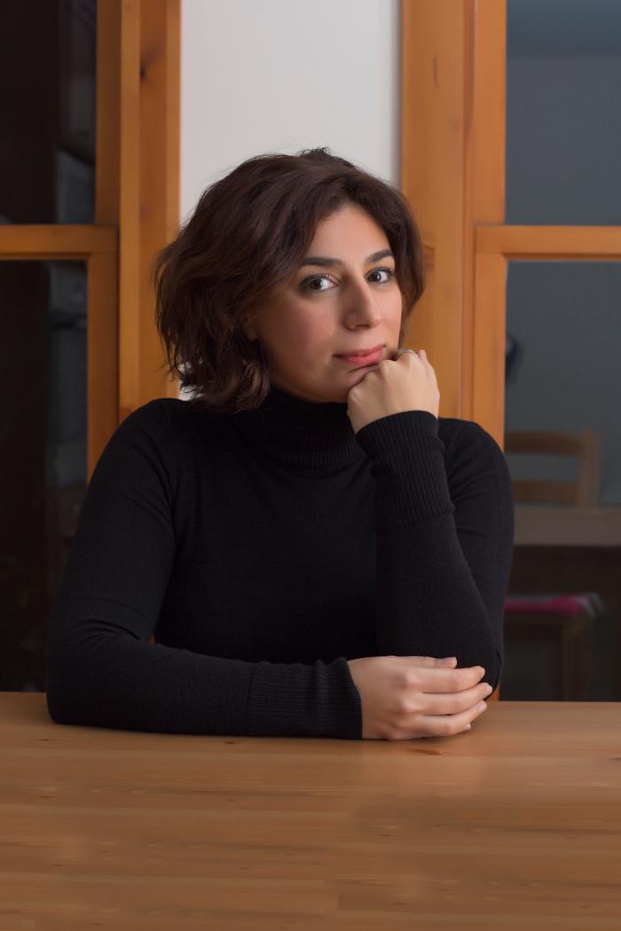 Portrait of Ebru Yetişkin