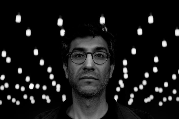 Portrait of Ramin Bahrani. Courtesy of Gigantic Pictures.