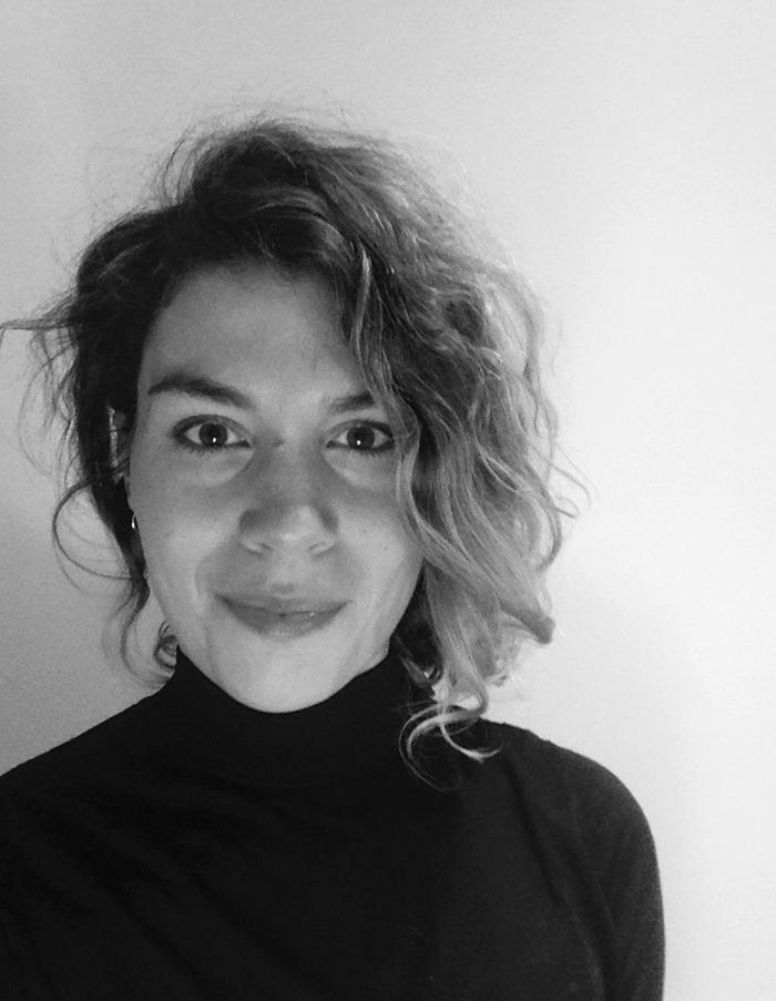 Portrait of Maria Eriksson