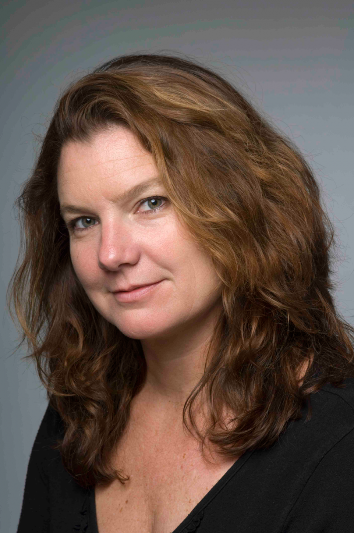 Portrait of Renée Ridgway