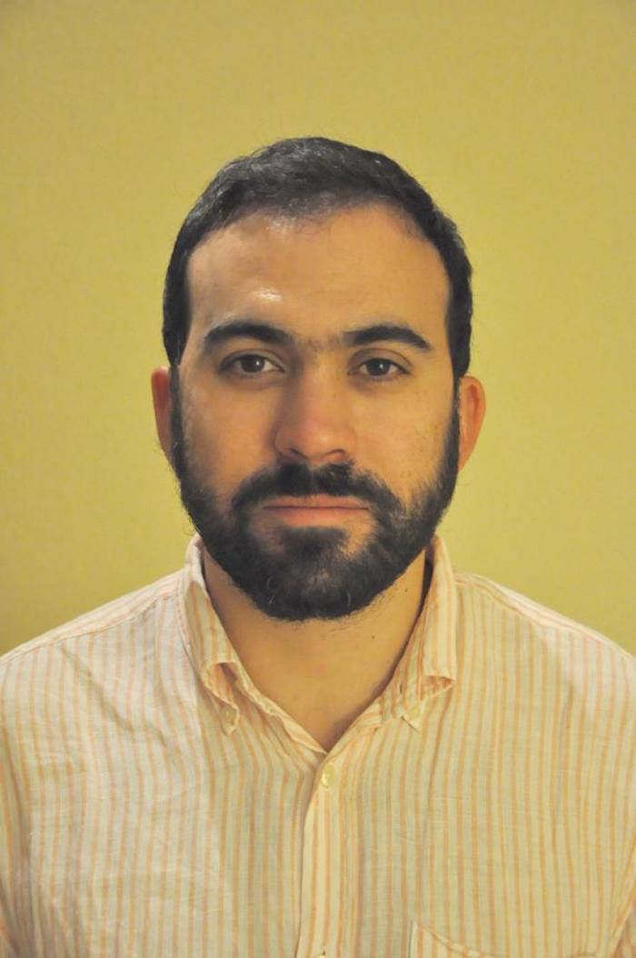 Portrait of Abelardo Gil-Fournier