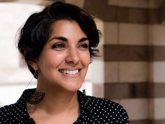 Portrait of Heba Y. Amin