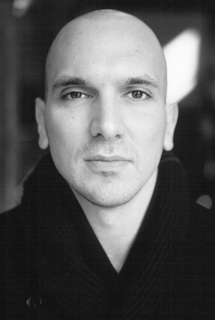 Portrait of Matteo Pasquinelli.
