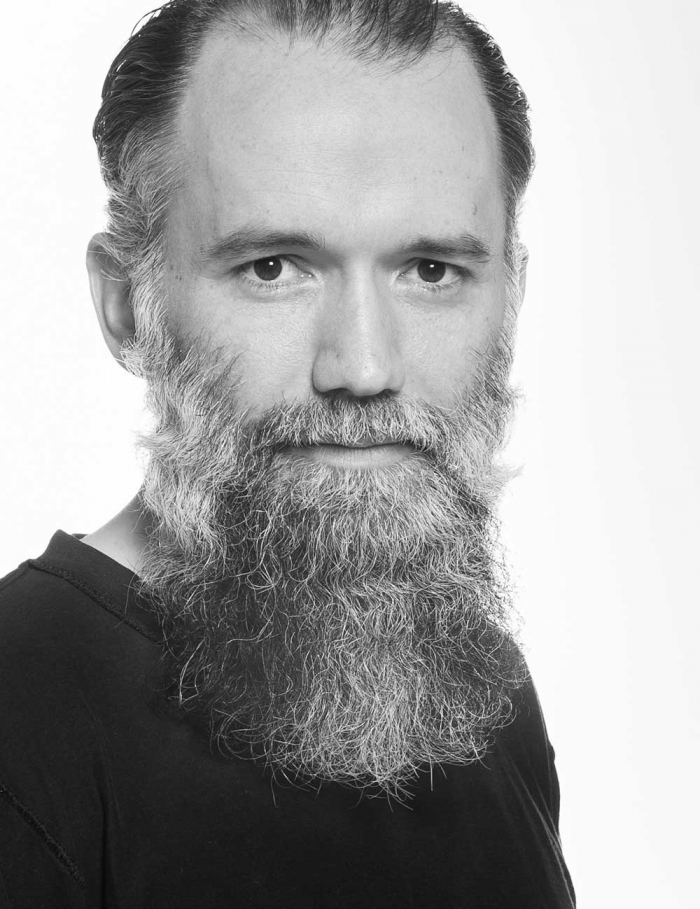 Portrait of Jamie Allen.
