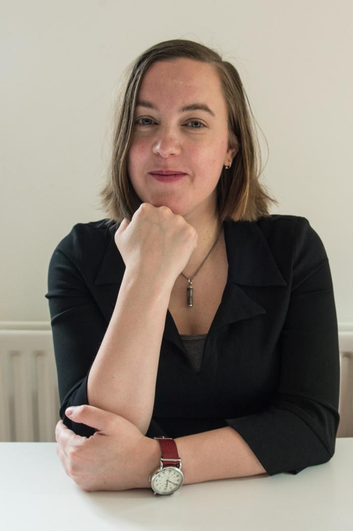 Portrait of Nina Power
