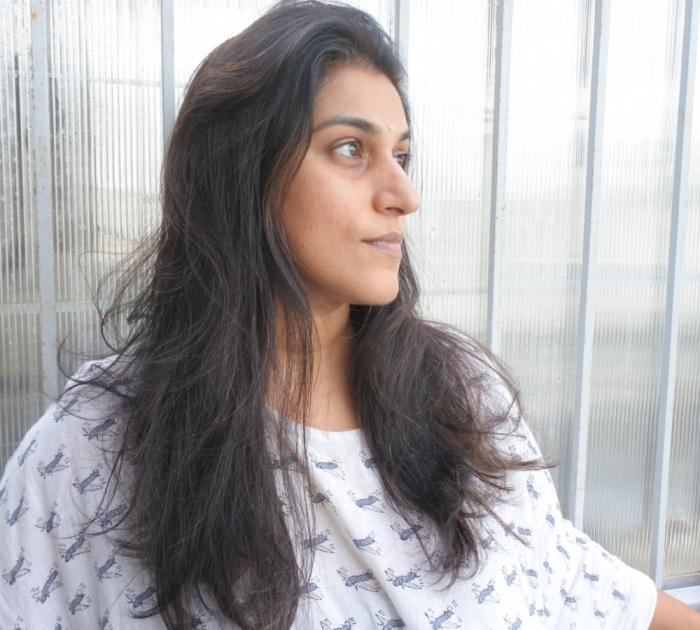 Portrait of Shaina Anand