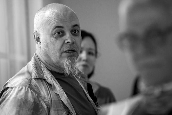 Portrait of Stefan Rusu